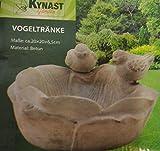 Kynast Garden Vogeltränke aus Beton rund Ø 20 cm