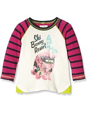 Hatley Ski Bunny Raglan Tee, Camiseta para Niños