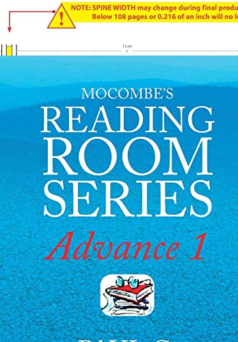 Mocombe's Reading Room Series Advance 1