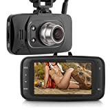 Grabadora Cámara Video Vigilancia LCD 2.7' 1080P GPS HD HDMI GS8000L para Coche