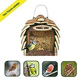Gardigo graines pour oiseaux ravitailleur graines pour oiseaux Mangeoires d'oiseaux d'oiseaux d'oiseaux pour les oiseaux d'hivernage comme aide et d'hébergement