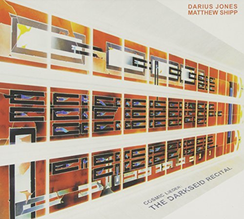 Cosmic Lieder: Darkseid Recital by Darius Jones (2014-08-12)