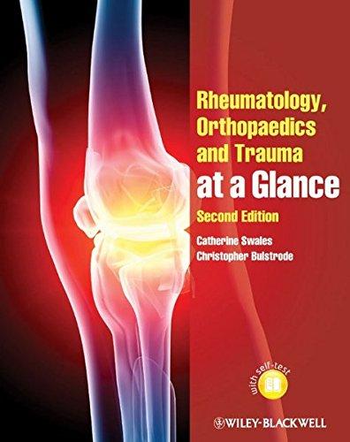 Rheumatology, Orthopaedics and Trauma at a Glance por Catherine Swales
