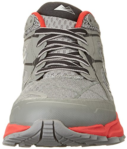 Columbia Caldorado Ii, Chaussures de Running Compétition Homme Multicolore (Charcoal/bright Red 030)