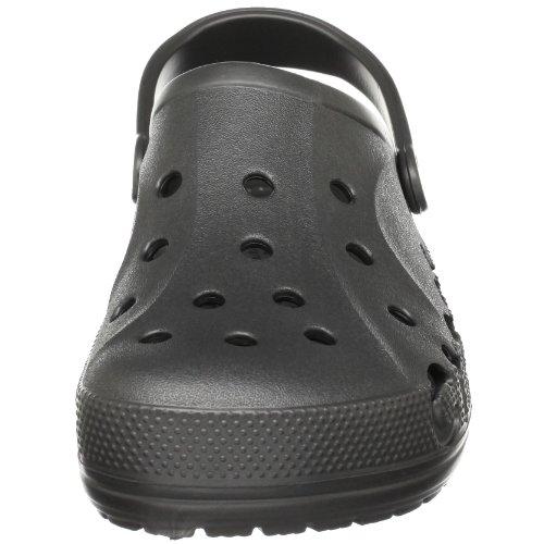 Crocs Baya, Sabot Unisex – Adulto Graphite/Graphite