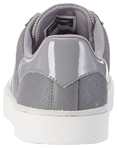 Hummel Damen Diamant Sneakers Grau (Frost Grey)