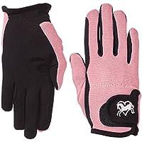 Riders Trend Mädchen Reiter Handschuhe Reithandschuhe Amara Palm mit Elastan-material Atmungsaktive