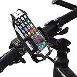 Bike Mount Bicycle Holder, Bukm Universal Adjustable Cell...