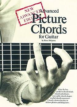 Advanced Picture Chords for Guitar par [Shipton, Russ]