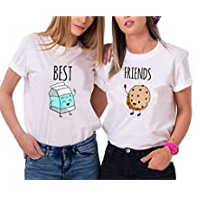 suchergebnis auf f r best friends t shirt. Black Bedroom Furniture Sets. Home Design Ideas