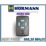 Télécommande HÖRMANN HSM4 , 868,35 Mhz