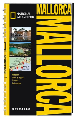 NATIONAL GEOGRAPHIC Spirallo Reiseführer Mallorca