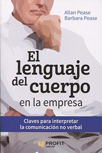Portada del libro En lenguaje del cuerpo en la empresa