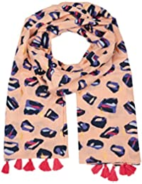 Womens Vrac Shawl, Multicolore (Imprime), One Size Nafnaf
