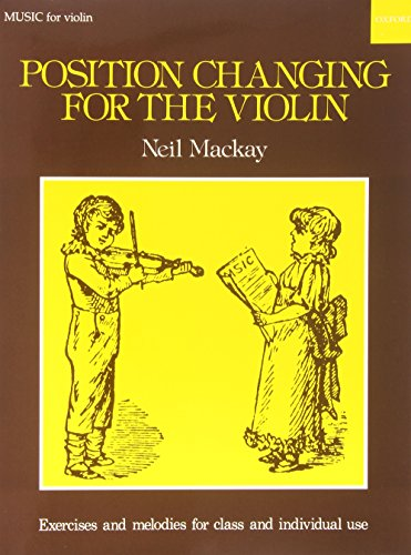 Position Changing for Violin: Violin part