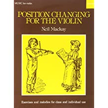Position Changing For ViolinPart - Violon