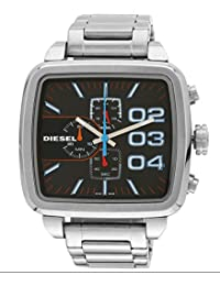Diesel End-of-Season Chronograph Black Dial Men's Watch - DZ4301