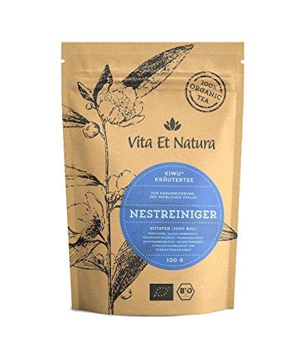 Vita Et Natura BIO Nestreiniger Tee - 100g loser KIWU Kinderwunschtee