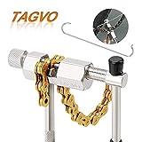 TAGVO Fahrradketten-Werkzeug, Fahrrad-Kettenbrecher, Spliter, Ketten-Entferner, Kettenreparatur-Werkzeug, Fahrradkette, Nietwerkzeug, kompakt und tragbar