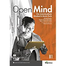 Pre-Intermediate. Open Mind. Student's Book with Webcode (incl. MP3) and Print-Workbook with Audio-CD+ Key