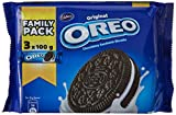 #1: Cadbury Original Oreo Chocolatey Sandwich Biscuit Family Pack, 300g