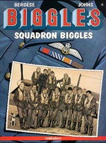 Biggles. Comic: Biggles, Bd.4, Squadron Biggles (comicplus)