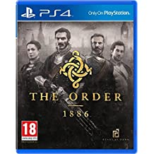 PS4 The Order 1886 Uncut auf deutsch spielbar UK Import