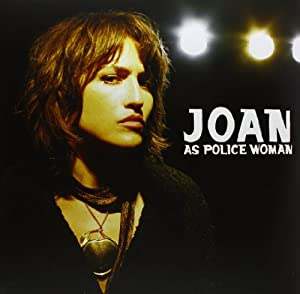 Joan As Police Woman In concert