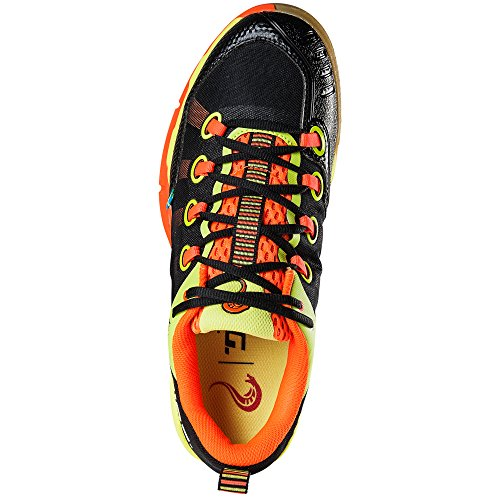 Salming Viper Black/Shock.Orange