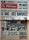 Telecharger Livres PARISIEN LIBERE LE No 10810 du 25 06 1979 SUJET D HISTOIRE CONTESTE A PARIS ERREURS MATERIELLES A BORDEAUX LE BAC DES BAVURES ROLAND BERLAND SUCCEDE A SON CHEF DE FILE BERNARD HINAULT 5 000 MARATHONIENS DANS LES RUES DE PARIS KOLBECK GAGNE DEFAITE DU XV DE FRANCE 18 15 EN NOUVELLE ZELANDE TROIS RECORDS BATTUS PAR LES RELAYEURS FRANCAIS (PDF,EPUB,MOBI) gratuits en Francaise