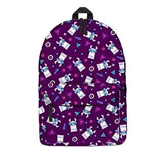 Kfnire Mochilas Tipo Casual Mochila Infantil Backpack Mochilas Escolares Fashion Mochilas de Marcha para Chicas, 3D impresión Unicornio