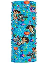 Buff Junior Original Dora The Explorer Wildjungle Multifunktionstuch Schlauchtuch