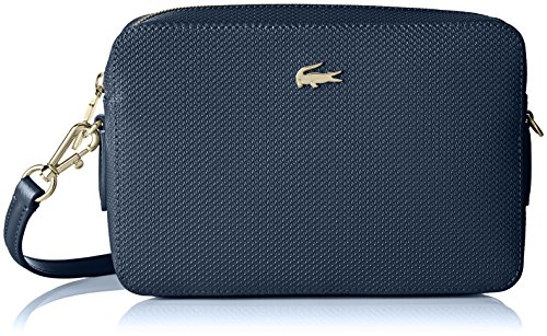 Lacoste NF2068CE, Borsa a Tracolla Donna, 16 x 5.5 x 24 cm PEACOAT (Peacoat)