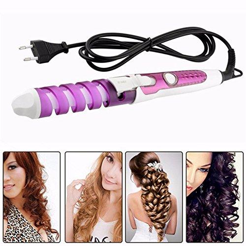 Shuangklei Elektrische Magic Hair Styling Tool Haar Curle Spirale Lockenstab Zauberstab Curl Styler -
