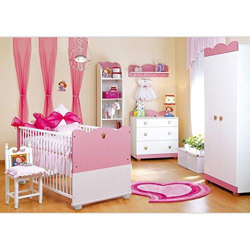 Babyzimmer Einzeln oder als Set Kleine Prinzessin oder Kleiner Prinz
