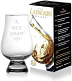 Glencairn Crystal Whisky Glass - A Wee Dram