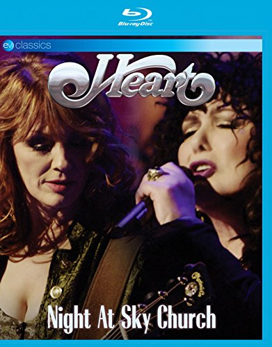 Heart – Night at Sky Church – Neuauflage [Blu-ray]