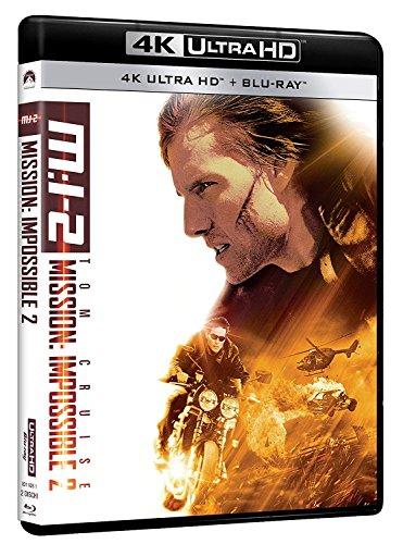 Mission: Impossible 2 (4K Ultra HD + Blu-Ray)...