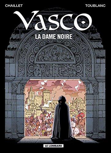 Vasco - tome 22 - Dame noire (La)