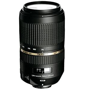 Tamron AF SP 70-300mm 4-5.6 Di VC USD digitales Objektiv für Canon