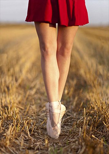 """Stampa artistica / Poster: Monique Krivitzki """"Ballerina"""" - stampa di alta qualità, immagini, poster artistici, 70x100 cm"""