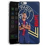 DeinDesign Coque Compatible avec Apple iPhone 6s Plus Étui Housse Paris Saint-Germain Produit sous Licence Officielle PSG Mbappé