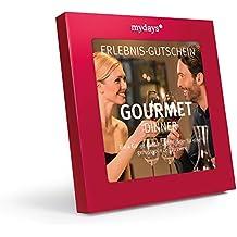 Erlebnisgutschein - mydays Magic Box: Gourmet Dinner - Geschenkidee zum Geburtstag