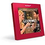 mydays Magic Box: Gourmet Dinner - Restaurant-Gutschein - 4-gängiges Candle-Light-Dinner für zwei