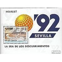Prophila sellos para coleccionistas: España block43 (completa.edición.) nuevo con goma original 1992 expo
