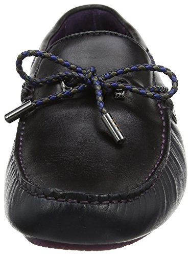Ted Baker Melato, Mocassins (Loafers) Homme Multicolore (Black/dark Blue)