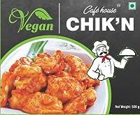 CAFE HOUSE Vegan Chik'N /1 kg/ J1000a / Mock Meat/Textured Soy Product/100% Meatless/