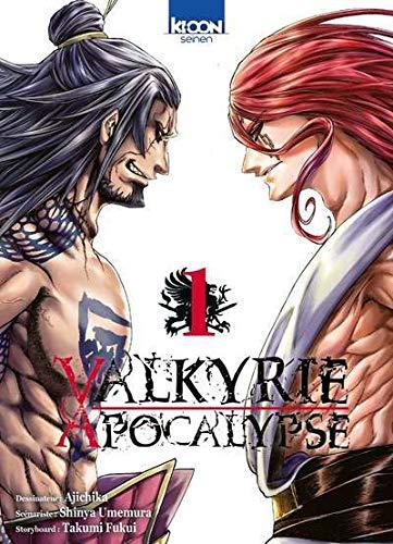 Valkyrie Apocalypse Edition simple Tome 1