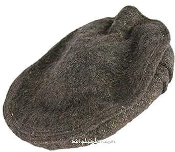 Bonnet Pakol Afghan (-) (B-Grade moucheté Gris foncé)