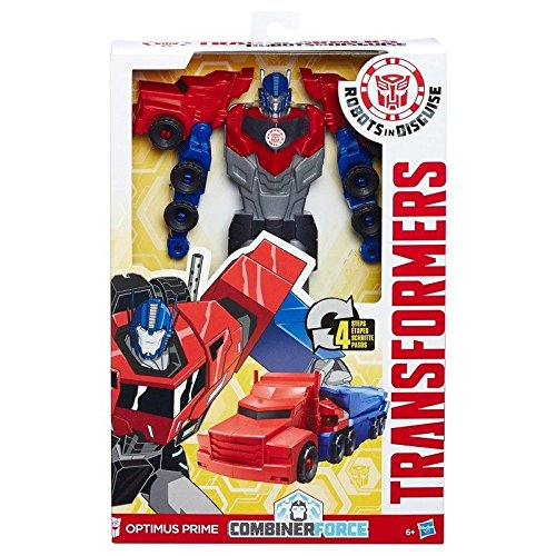 Great Gift Idea Transformers Titan Changer - Optimus Prime for Boys 3+ years